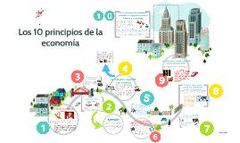 Copy of Los 10 principios de la economia