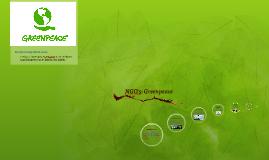 NGO's: Greenpeace