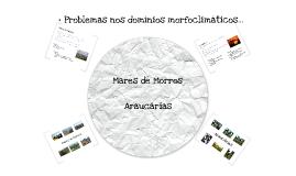 Problemas nos domínios morfoclimáticos