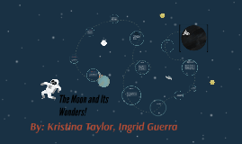 The Moon and Its wonders!