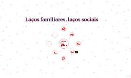 Laços familiares, laços sociais