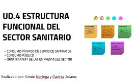 UD.4 ESTRUCTURA FUNCIONAL DEL SECTOR SANITARIO