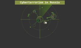 Cyberterrorism in Russia