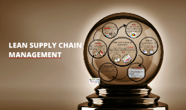 Copy of 4.3 LEAN SUPPLY CHAIN MANAGEMENT