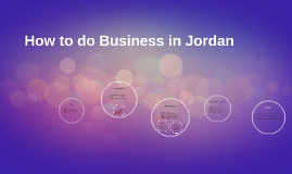 How to do Business in Jordan