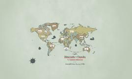 Itinerario a España