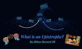 Copy of What is an Epistrophe?