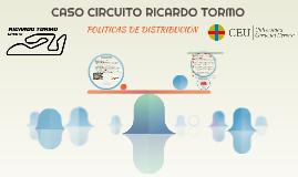 DISTRIBUCIÓN. CASO CIRCUITO RICARDO TORMO