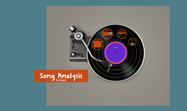 Song Analysis