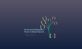 Copy of Environmental Management Plan