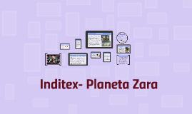 Inditex-Planeta Zara