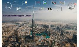 Wirtschaftsregion Dubai