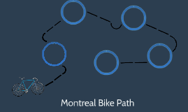 Montreal Bike Path