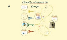 Educatia veterinara din Europa
