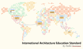 International Architecture Education Standard