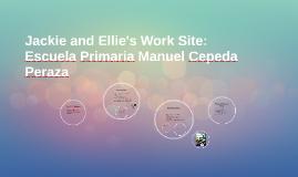 Jackie and Ellie's Work Site: