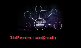 Copy of Global Perspectives: Law and Criminality