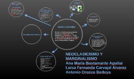 NEOCLASICISMO Y MARGINALISMO