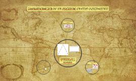TRANSFORMACION DE UN POLIGONO EN OTRO EQUIVALENTE
