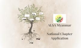 ALSA Myanmar