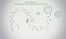 INDUCCIÓN 2015