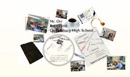 Mr. Orr - An Introduction
