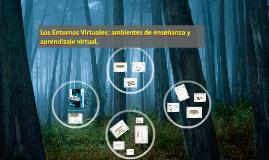 Los Entornos Virtuales