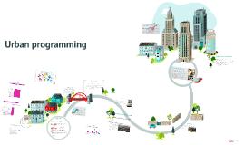 Urban programming