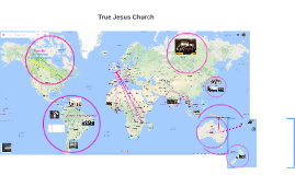 World Evangelism - True Jesus Church
