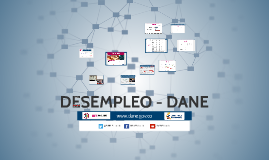 DESEMPLEO - DANE