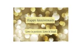 Copy of Happy Anniversary