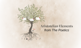 Copy of Aristotelian Elements and Playwriting