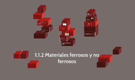 Copy of 1.1.2 Materiales ferrosos y no ferrosos