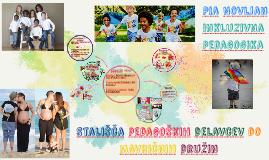 Stališča pedagoških delavcev do mavričnih družin