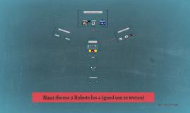 Naut thema 3 Robots les 4 (