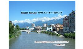 Copy of BERLIOZ