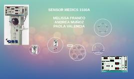 SENSOR MEDICS 3100A