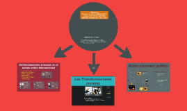HRI13_Procesos de cooperación y conflicto en el sistema internacional del siglo XXI