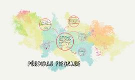 Copy of PÉRDIDAS FISCALES