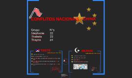 Conflitos Nacionais - China