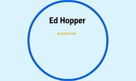 Ed Hopper