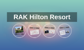 RAK Hilton Resort