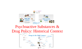 CRIM.4010 - Substance Abuse and Crime:  Historical Perspectives