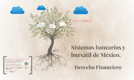 Sistemas bancarios y bursátil de México: Derecho Financiero.