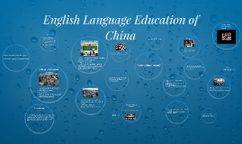English Language Education of China