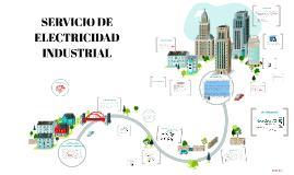 SERVICIO DE ELECTRICIDAD INDUSTRIAL