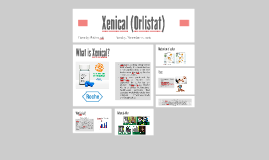 Copy of Xenical (Orlistat)