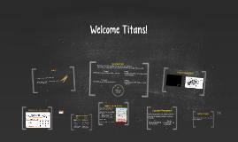 Welcome Titans! Management 101