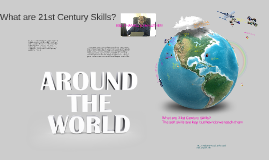 HRS Annual Report  - Around The World