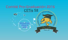 Comité Pro-Graduación